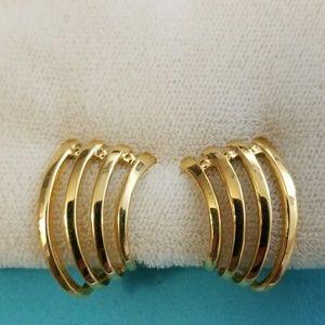 NAPIER Clip-on earrings